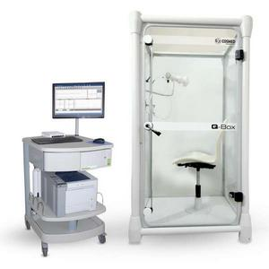 Cabine de pletismografia