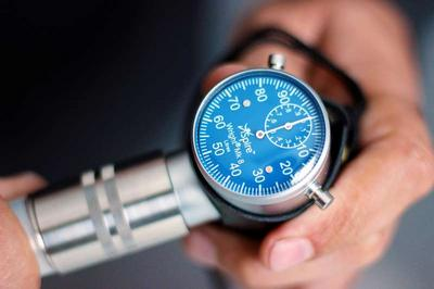 Respirômetro analógico