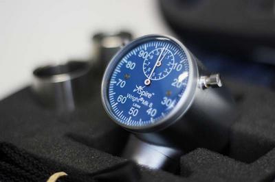 Ventilômetro respirômetro